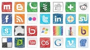 Creación de perfiles influyentes en redes sociales