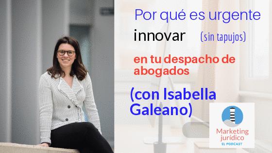Entrevista experto en innovación juridica
